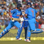 It's Yuvraj-Dhoni show all the way at Cuttack