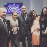 EPIC PIC! Priyanka Chopra is hanging out with The Rock, Tom Hanks, Jennifer Lopez!