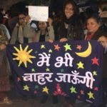 IWillGoOut: Women across India take to streets, demand equal right to public places
