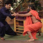 The Kapil Sharma Show: Watch Baba Ramdev imitate a juicer-mixer