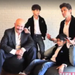 Hrithik, Hrehaan, Hridhaan and Rakesh: Meet the Roshans at their best