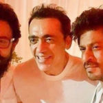 Shah Rukh Khan and Aamir Khan's FIRST PICTURE together in 25 years!