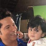 Sachin Tendulkar floored by Harbhajan Singh's Daughter