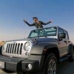 My Dubai! Sushant Singh Rajput imitates SRK's signature pose in Dubai as if he owns it!
