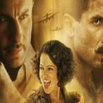Rangoon trailer: Shahid, Kangana, Saif are intriguing in this war romance drama
