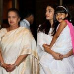Bollywood pays its last respects to Aishwarya's father