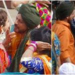 Shah Rukh Khan is a Sikh, Anushka Sharma turns a Punjabi kudi as they shoot a song together, see pics