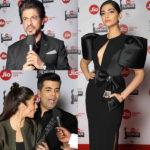 Jio Filmfare Awards pre-party was a starry night graced by Shah Rukh Khan, Alia Bhatt, Sonam Kapoor!
