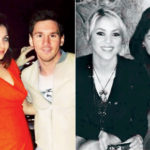 Photos: Kanika Kapoor dines with Shakira and Lionel Messi