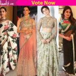 Priyanka Chopra, Deepika Padukone, Sonam Kapoor, Alia Bhatt, Kangana Ranaut slay Sabyasachi creations with aplomb!