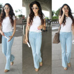 Jhanvi Kapoor gets her airport style just right