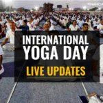International Yoga Day 2017 Live Updates: From PM Modi to Ram Nath Kovind, dignitaries and crowd brave rain to performasanas