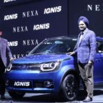 Forbes India Magazine – Maruti Suzuki launches new hatchback Ignis, price starts from Rs 4.59 lakh