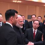 Amid India-China border standoff, Modi and Xi meet in Hamburg, have 'conversation on a range of issues' – Times of India