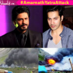 Amarnath Yatra Attack: A disturbed Varun Dhawan calls terrorists as 'cowards' while Shah Rukh Khan sends prayers to the victims