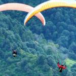 Two-month ban on paragliding in Kangra