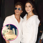 Shah Rukh Khan celebrates Hawayein becoming the most streamed song in just 24 hours by shooting a video of Anushka Sharma