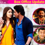 Shah Rukh Khan's Jab Harry Met Sejal fails to defeat Salman Khan's Tubelight and Prabhas' Baahubali 2, becomes the fourth highest opener of 2017