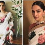 Aditi Rao Hydari or Deepika Padukone — Whom do you like in this Sabyasachi floral sari?