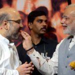 Prime Minister Narendra Modi Congratulates Amit Shah, Smriti Irani For Rajya Sabha Election Win