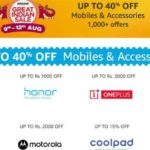 Amazon Great Indian Sale offers discounts on iPhone 7, OnePlus 3T and others