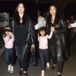 UPSET? Why is Aishwarya Rai ANGRY with paparazzi? Aaradhya is also seen HIDING! Repeat of Suhana Khan's case?