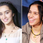 Shraddha Kapoor feels lucky to be playing Saina Nehwal in her next biopic film based on the badminton star's life