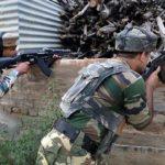 Lashkar Terrorist Ayub Lelhari Killed In Encounter In Jammu And Kashmir's Pulwama