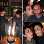 You definitely don't want to miss these inside pictures from Saif Ali Khan's birthday bash!