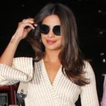 Priyanka Chopra returns to Mumbai
