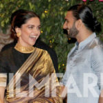 Deepika Padukone and Ranveer Singh look adorable at Ambani's Ganesh Chaturthi celebration