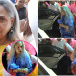 FURIOUS! Jaya Bachchan slams a fan calling him STUPID! Watch!