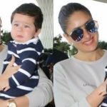 Taimur Ali Khan In Tears, Looks Like A Baby Cherub Out To Steal Your Heart!