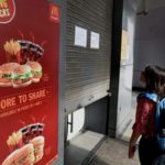 McDonald's 169 outlets face closure today; Vikram Bakshi to move NCLAT as 10,000 jobs hang in balance
