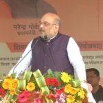 Rahul Gandhi cannot see development because he is wearing 'Italian eye-glasses': AmitShah in Amethi