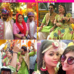 Exclusive! Check out all the inside pics and videos from Bharti Singh and Harsh Limbachiyaa's mehendi and haldi ceremony in Goa