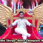 EXCLUSIVE | Bir Radha Sherpa wins Dance Champions
