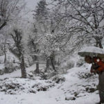 Jammu And Kashmir Freezes, As Cold Wave Intesifies Across State
