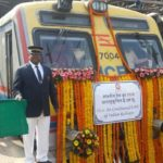 Mumbaikars elated as metro city gets its first AC local train