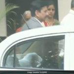 After Visiting Kulbhushan Jadhav In Pak Jail, Family Meets Sushma Swaraj