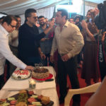 Anil Kapoor and Salman Khan celebrate their birthday together on the sets of Race 3 – view pic