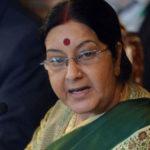 Sushma Swaraj to make statement on Kulbushan Jadhav in Parliament today