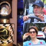 Salman Khan's grand birthday cake and other inside pics from the birthday party in Panvel