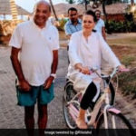 As Son Rahul Takes Charge Of Congress, Sonia Gandhi Holidays In Goa