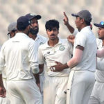 Live Cricket Score, Ranji Trophy Final, Delhi vs Vidarbha: Gurbani Takes a Hat-trick, Delhi Dismissed For 295