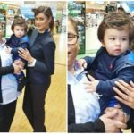 Taimur Ali Khan has fans outside India as well and this picture is a proof!