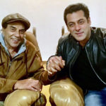 Salman Khan pays a surprise visit to Dharmendra, the latter says he will always be a son to him