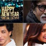 Happy New Year: From Shah Rukh Khan to Priyanka Chopra, celebrities sends warm wishes to fans for 2018