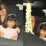 Aishwarya Rai Bachchan's daughter Aaradhya can't stop smiling at the sight of paparazzi – view HQ pics