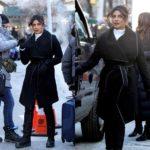Priyanka Chopra starts shooting for Quantico looking smokin' hot during chilly winters – view pics